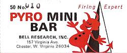 Pyro Mini Bar