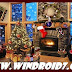 Christmas Fireplace LWP Full v1.15 Apk