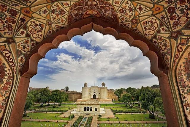 Mughal's Frame