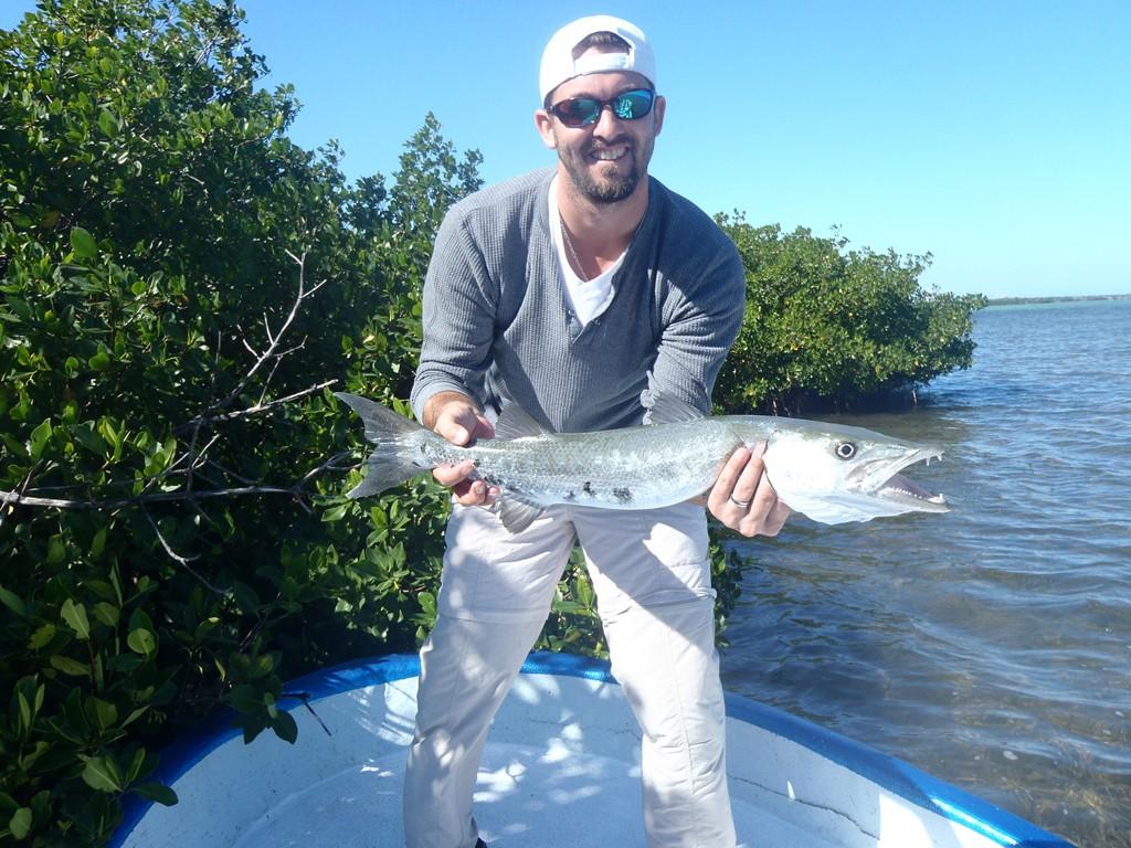 Puerto morelos blog fishing in isla blanca mexico for Puerto morelos fishing