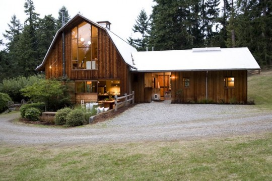 Casa Rstica Moderna Ideas para decorar disear y mejorar tu casa