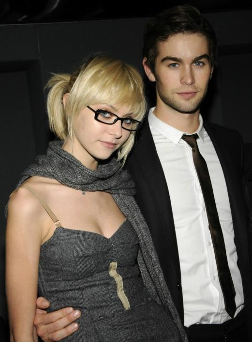 is chace crawford dating jessica szohr