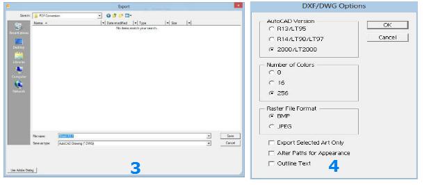 convert pdf to illustrator file
