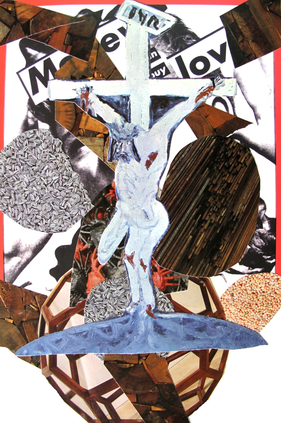 Modernismo Anacronico Collage #10