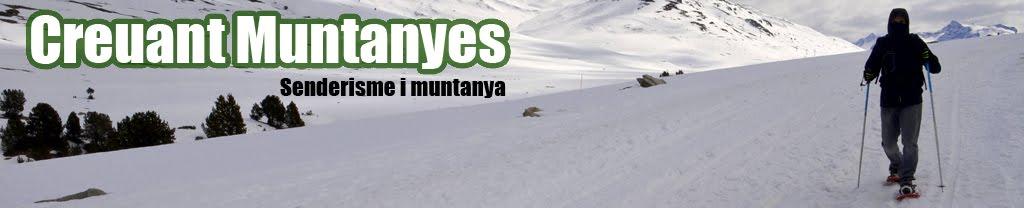 Creuant Muntanyes