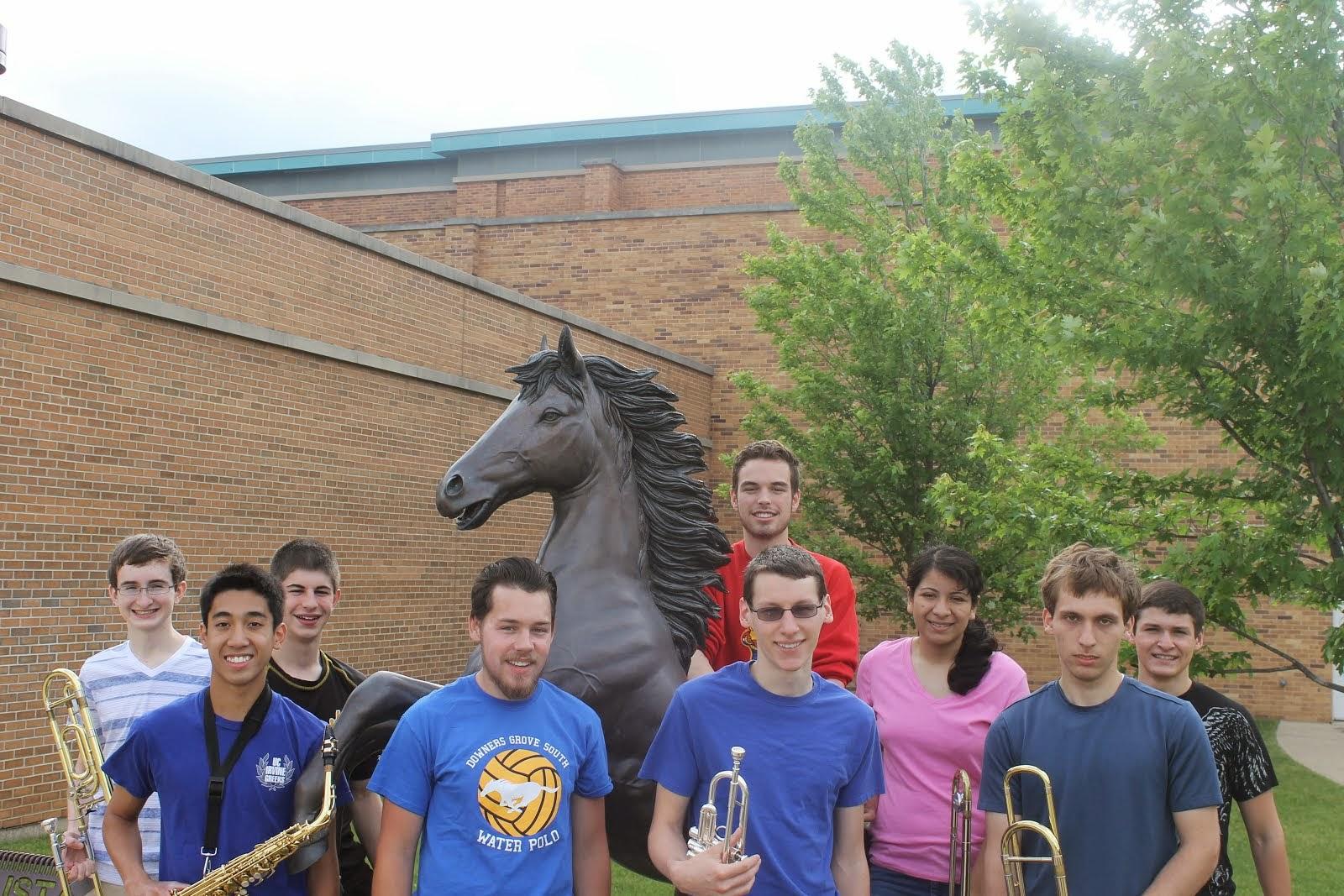 DGS Jazz Class of 2014