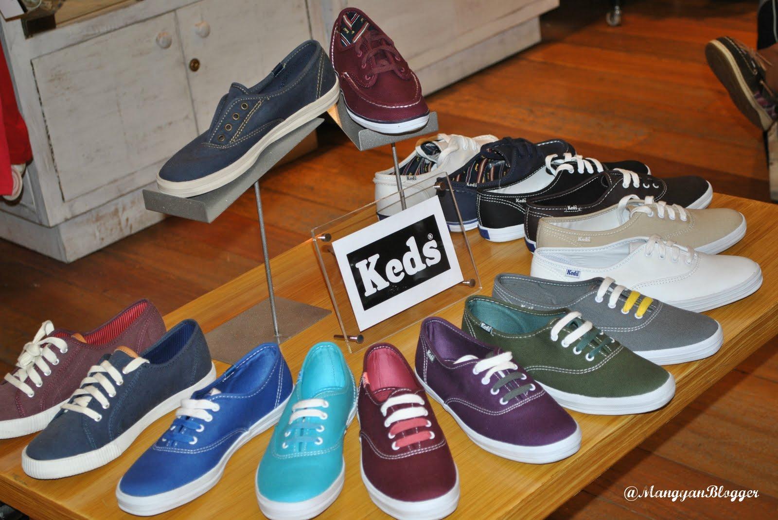 Skate shoes in cebu - Keds