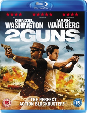 2 Guns 2013 Dual Audio Hindi 480p BluRay 340mb