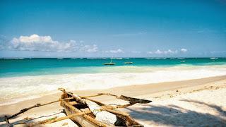 pantai Mombasa