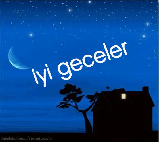 Доброе ночи открытки по турецкий