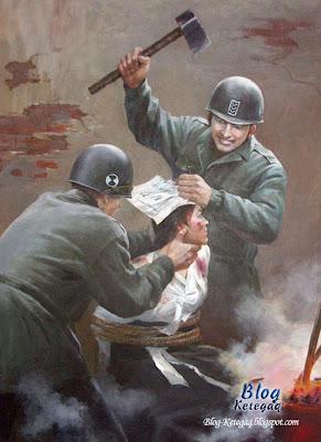 Propaganda Korea Utara terhadap Amerika