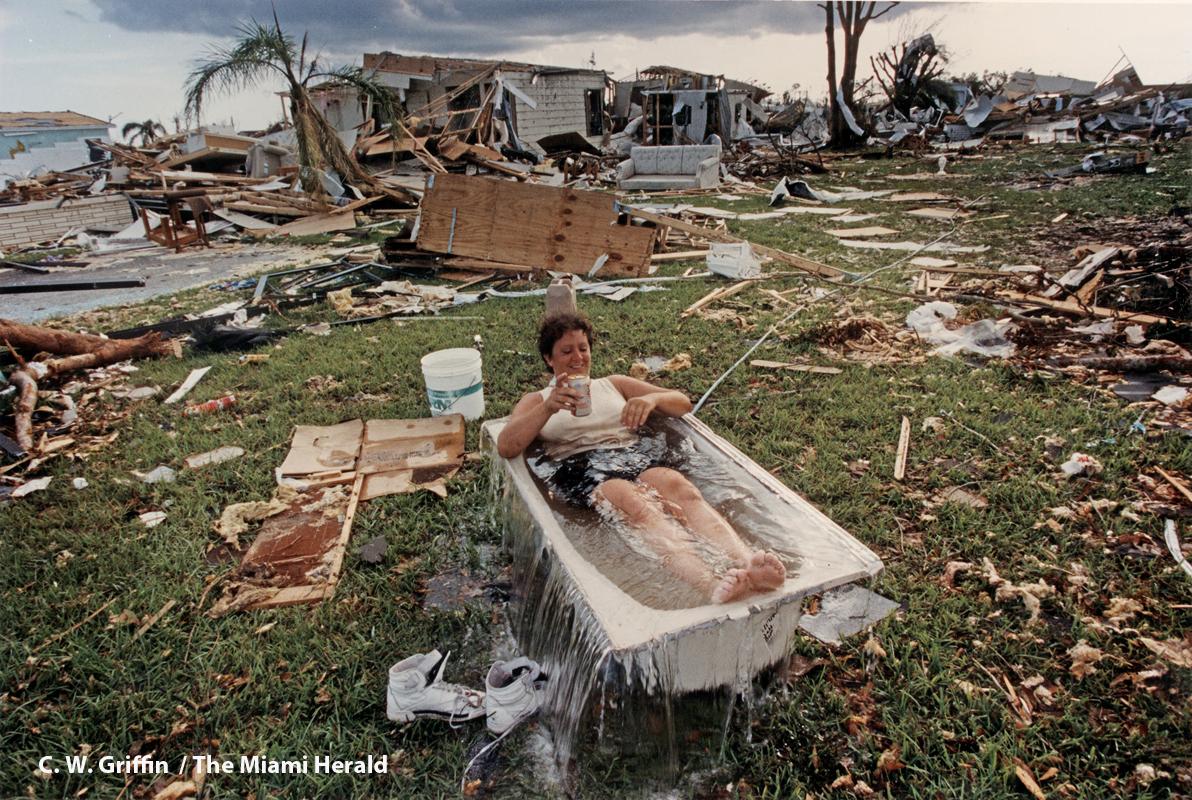 AL DIAZ PHOTO: Hurricane Andrew: 20 Years