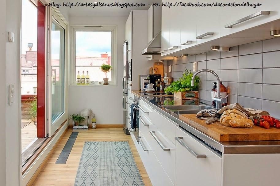Fotos de muebles para cocina for Programa de diseno de cocinas integrales