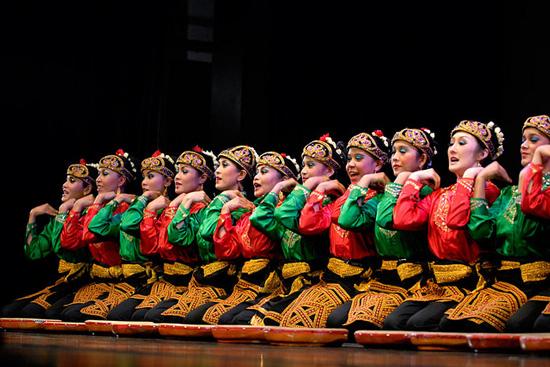 Tari Saman Aceh Warisan Budaya Dunia