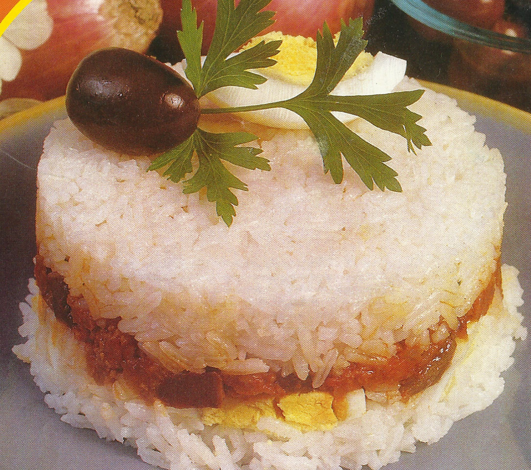 Arroz Tapado Recipe — Dishmaps