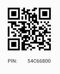 Invite Pin BBM di bawah ini