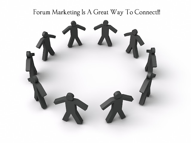 Forum Marketing Strategies
