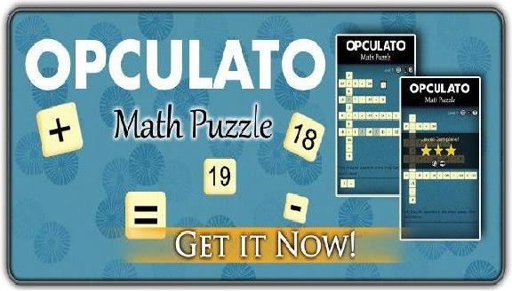 Cool Math Apps - Opculato