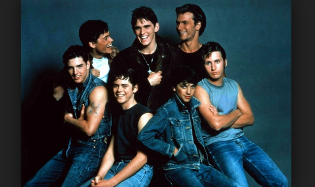 characters in the outsiders grow and Dallas raymond dally winston was a greaser, the tritagonist of the outsiders, and a member of the gang in the books, dallas winston is said to have an elfish.