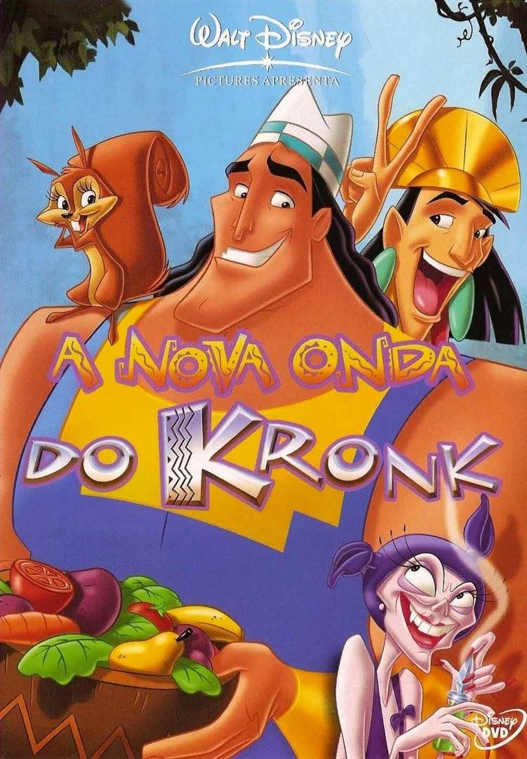 A Nova Onda do Kronk – Dublado (2005)