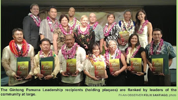 Outstanding Maui Filipino Leaders
