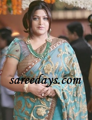 Kushboo Jackpot Blouse Designs 91