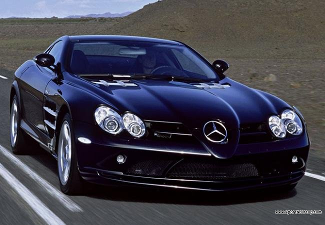Mercedes-Benz Most Expensive Car