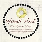 Handi Andi's Apron Shop (found on ETSY)