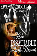Her Insatiable Dark Heroes - Savanah Kougar