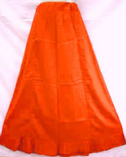 sari petticoat