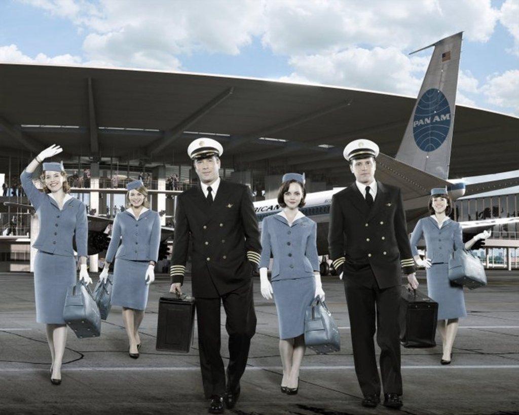 Стюардессы разных авиакомпаний 45 фото  Триникси