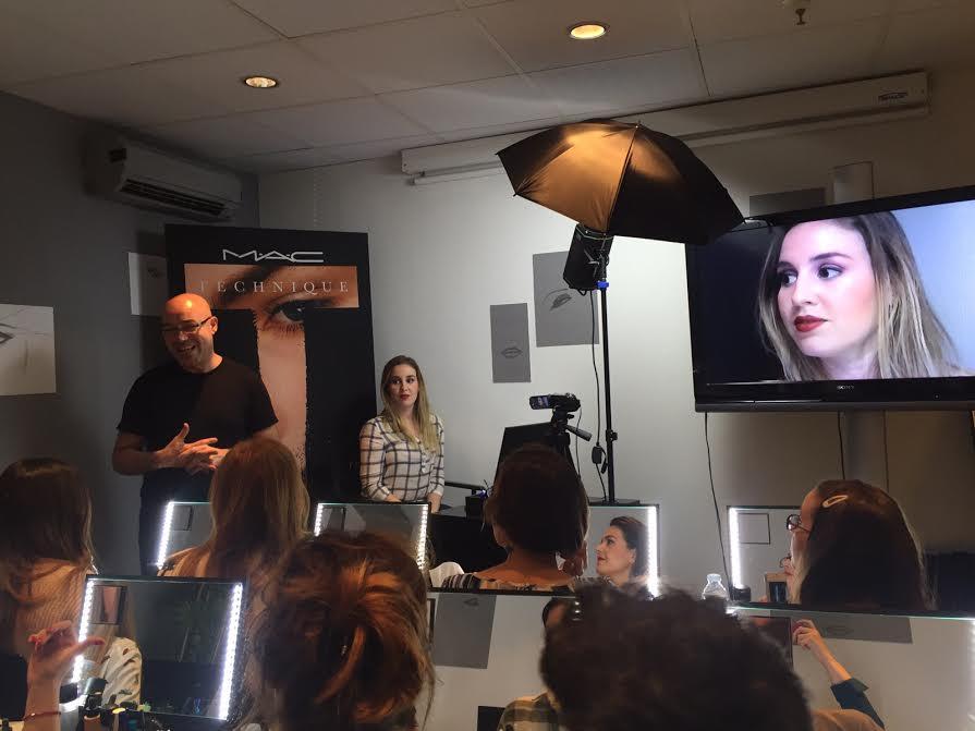 Mi opinión sobre el curso de maquillaje de Mac con José Ojeda