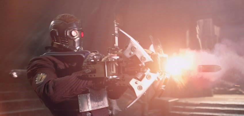 Rocket Raccoon e Senhor da Estrelas são destaques no terceiro trailer de Guardiões da Galáxia, com Zoe Saldana e Vin Diesel