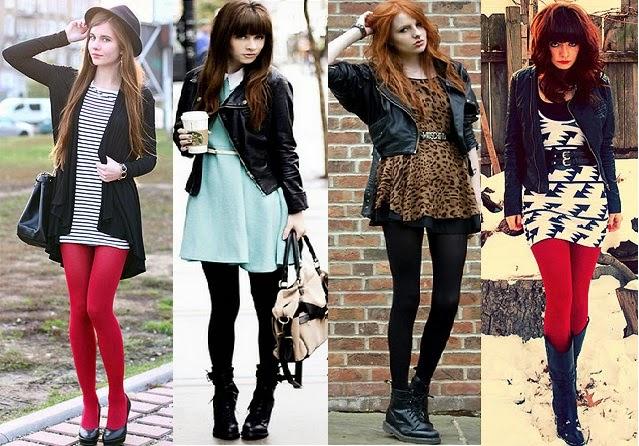 vestido para looks inverno