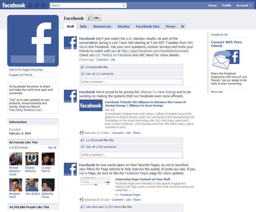 Best 10 application to optimize facebook page