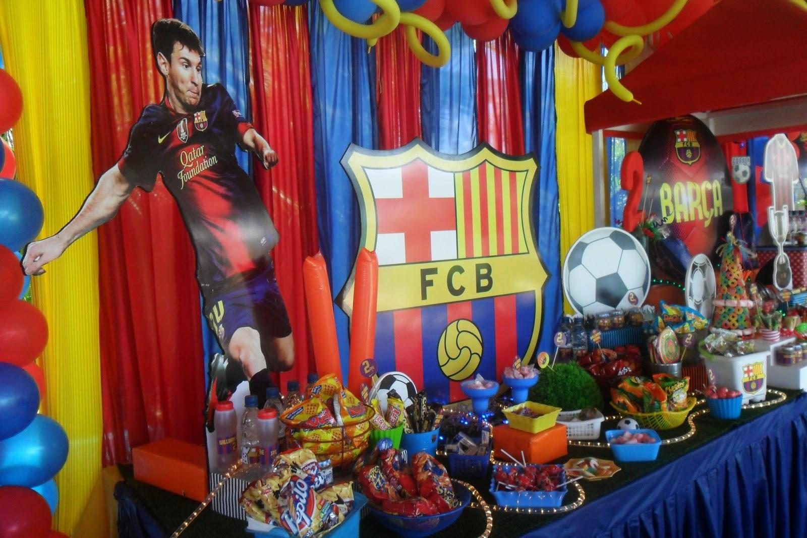 Ursula newman eventos fiesta f tbol - Lucio barcelona decoracion ...