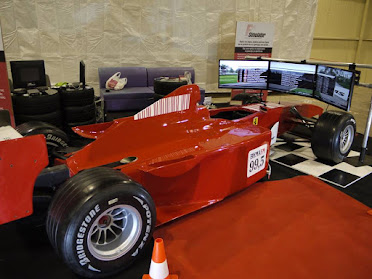 MY F1 SIMULATOR