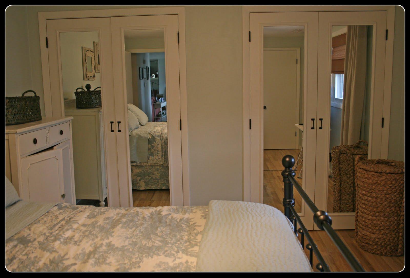 DIY Closet Doors Makeover My Repurposed Life™