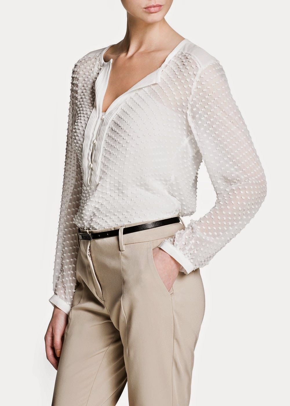 http://shop.mango.com/US/p0/women/clothing/blouses-and-shirts/silk-cotton-blend-plumeti-blouse/?id=21070021_OW&n=1&s=prendas.chaquetas&ident=0_color10_0_1408548695412&ts=1408548695412