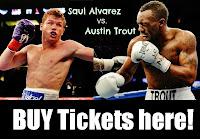 Canelo Alvarez vs Austin Trout
