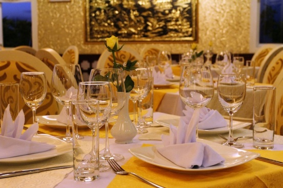 Restaurant - White Dolphin Cruise