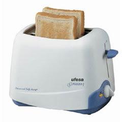 Tostadora de pan reparar