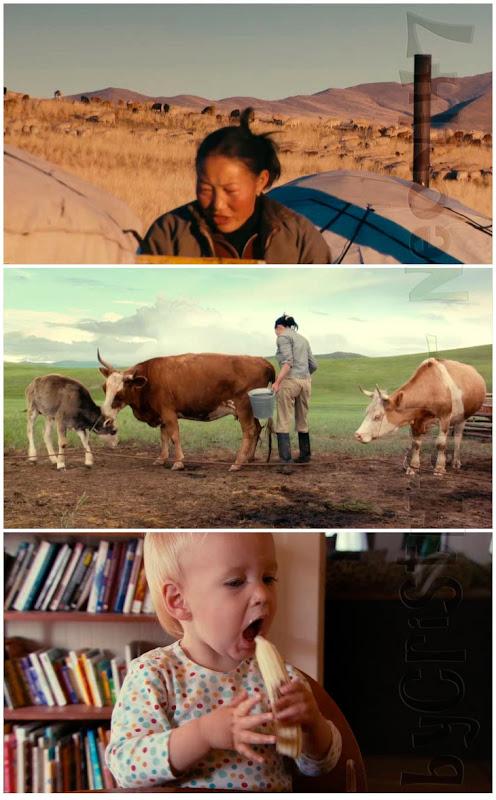 Bebés (Subtitulos Español) (DVDRip) (2011)
