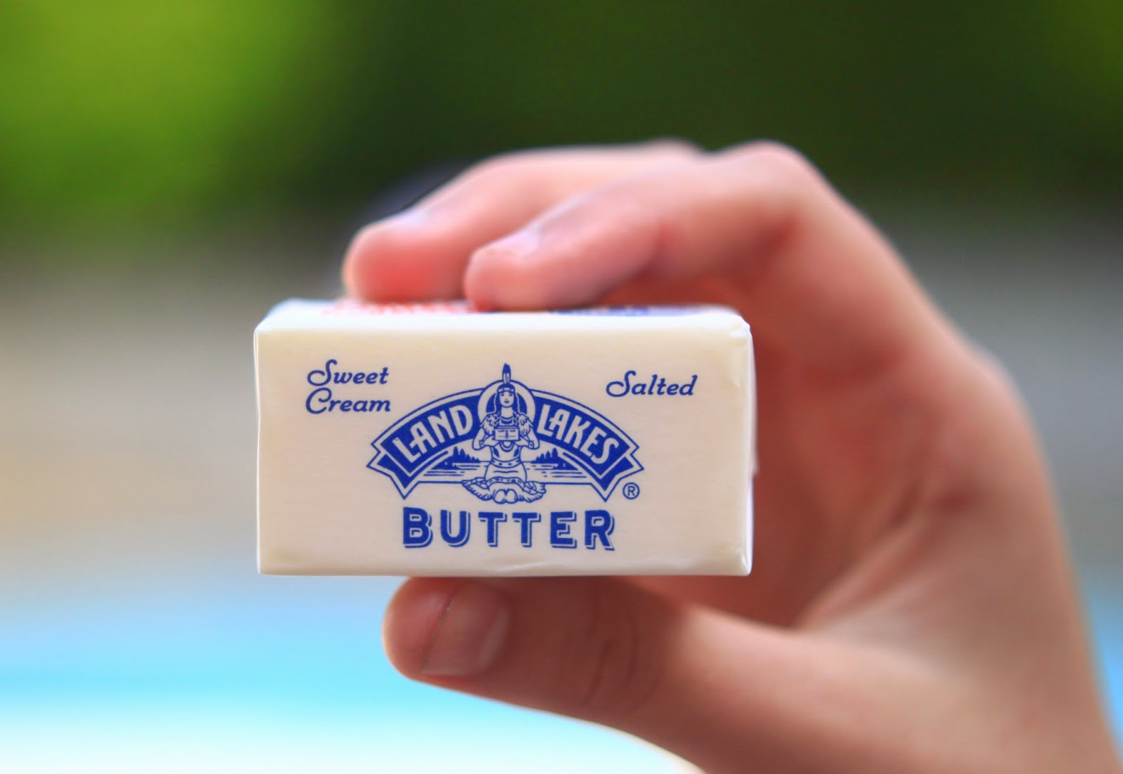 butter land o'lakes butter half stick