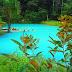 Lagoa Azul em Presidente Figueiredo encanta visitantes no Amazonas