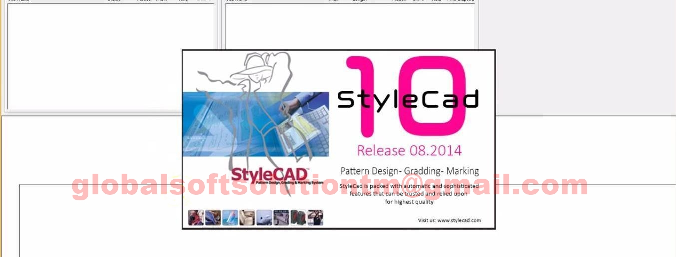 Global Software Solutions Team: StyleCAD Version 10 Permanent ...