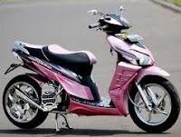 Modif Honda Vario terbaru