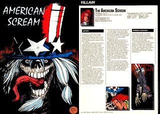 Grito Americano (ficha dc comics)