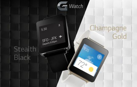 LG umumkan varian Gold dari G Watch