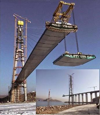 pont et viaduc russe